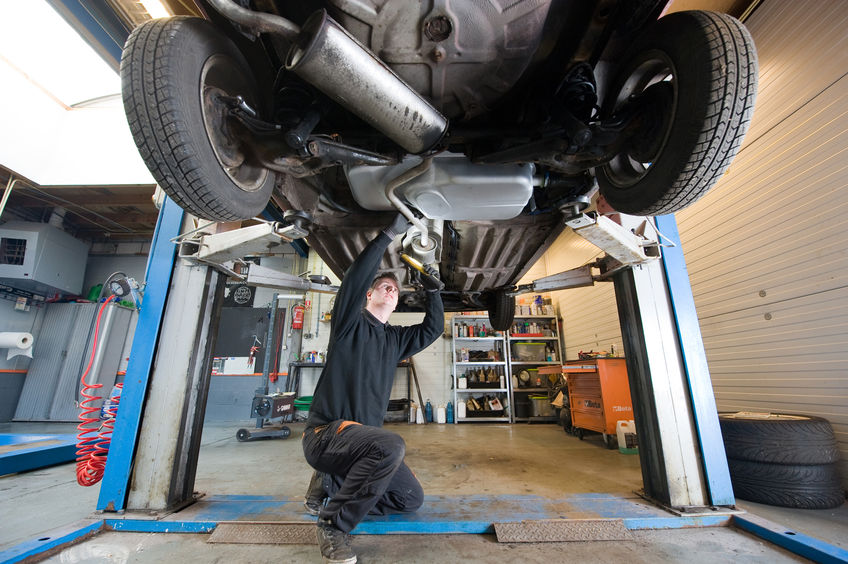 Car Exhaust Repairs for a Quiet Ride, in the Hudsonville MI area - Jamestownauto.com